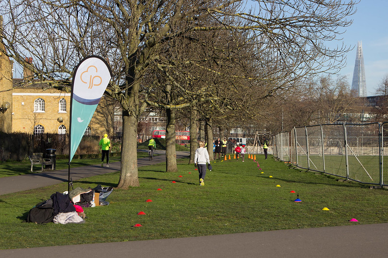 Gnoll junior parkrun