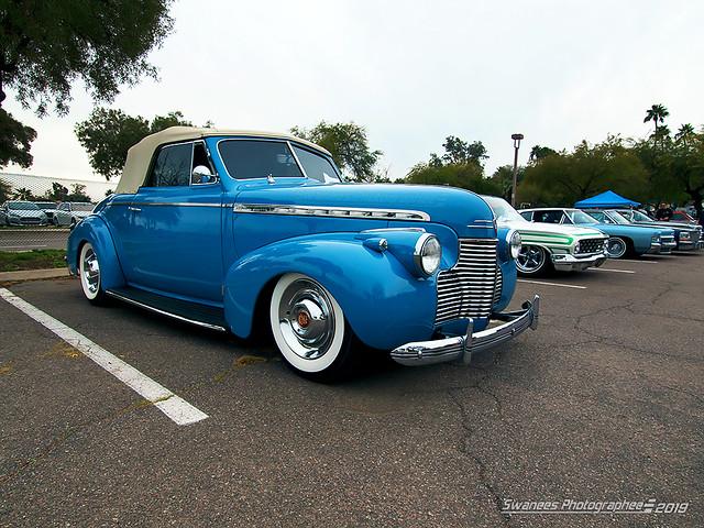 Classy Classic Chevy