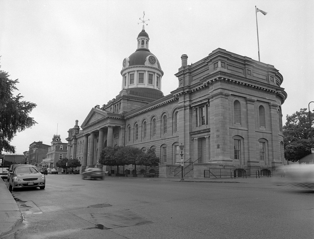Project:1867 - Kingston City Hall
