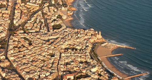 Sitges, Spain | by M McBey