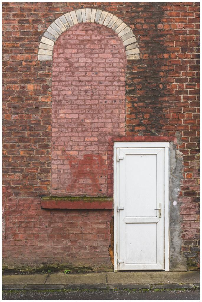 Bricked Up Window / Door, Glasgow
