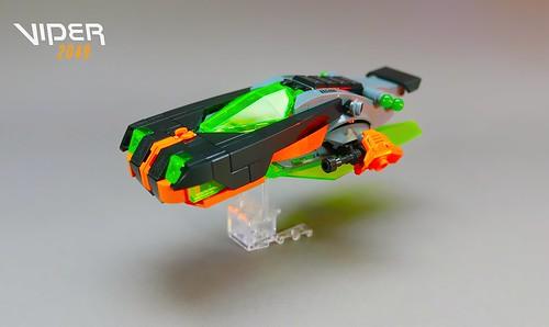 Viper 2049 LEGO MOC