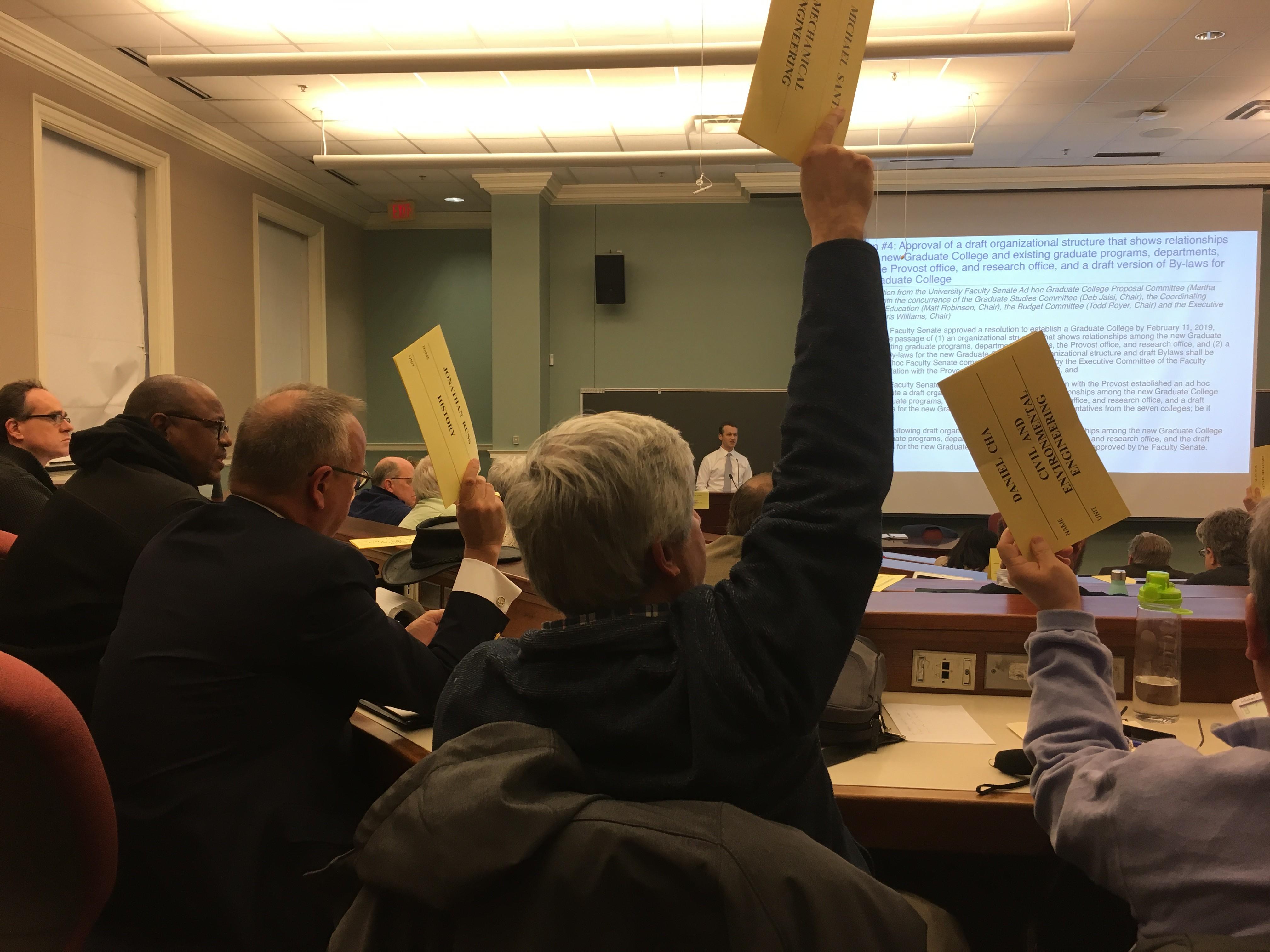 Opinion: Faculty senate's leap toward local food