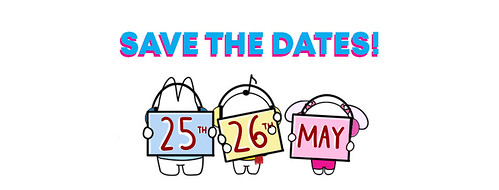 HallyuPopFest - Save The Dates | by sgXCLUSIVE