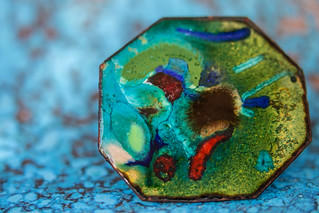 copper enameled | by beckcorbin