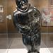 Isah Qumalu Sivurapi: Ijitualik ('One Eyed Figure' (1969, soap stone). Ottawa Art Gallery.