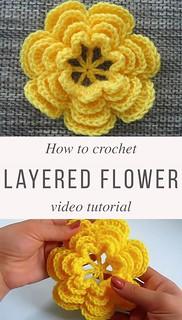 Yellow-Layered-Flower