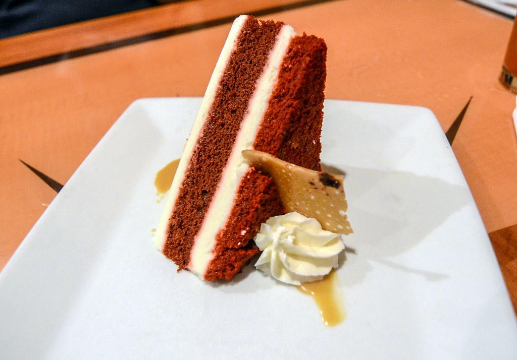 Red Velvet Cheesecake Boatwright's