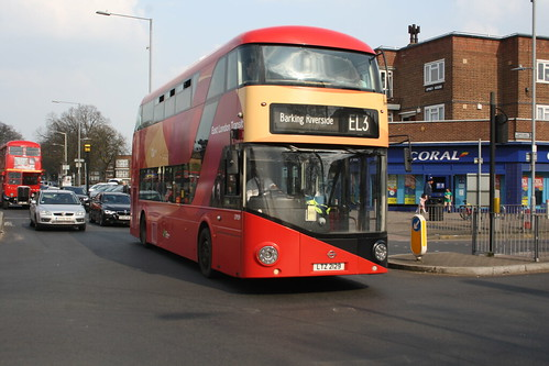 Go-Ahead London LT929 LTZ2129