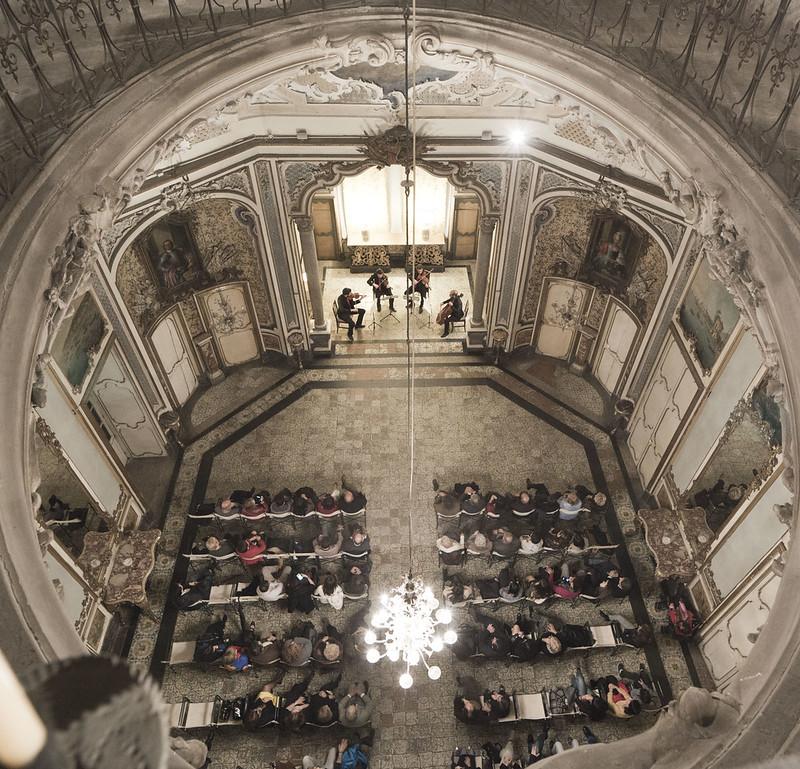 Le Dimore del Quartetto, Italy