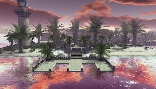 Vinewood - NEW Tropical Project