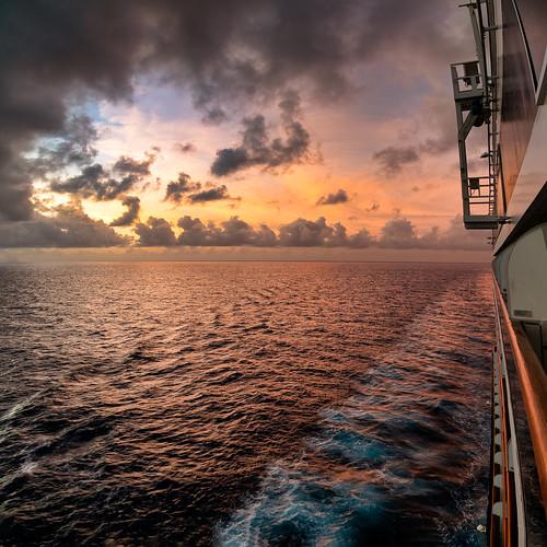 Dusk at sea | by Ed Rosack
