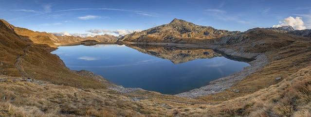 *Lago del Narèt @ Afternoon Panorama*