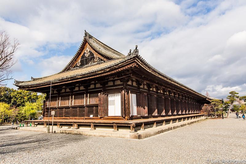Salón principal del Sanjusangendo