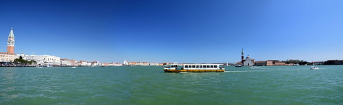 venice italy easter spring europe canals tourists clouds sunshine venezia april