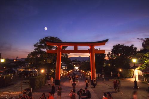Fushimi Inari Taisha, Torii Gate - Kyoto (Japan) | by Andrea Moscato
