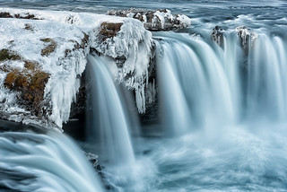 Icy Flow | by Pete Rowbottom, Wigan, UK
