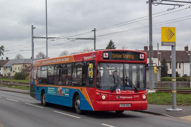 Stagecoach SP06DBU