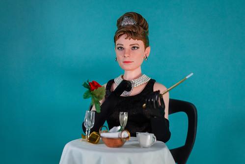 Audrey Hepburn - Breakfast at Tiffany´s 1/6