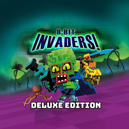 8-Bit Invaders! – Deluxe Edition
