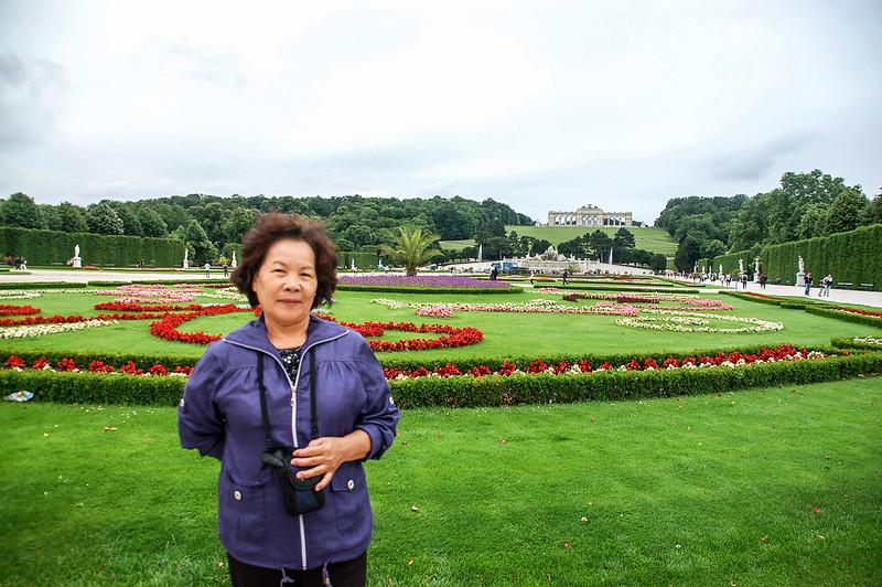 熊布朗宮皇家花園 4