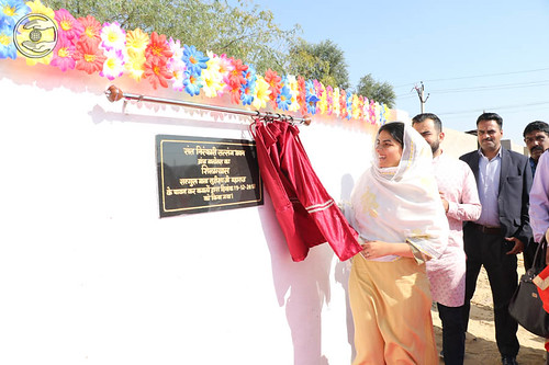 Inauguration of Satsang Bhawan at Balotara