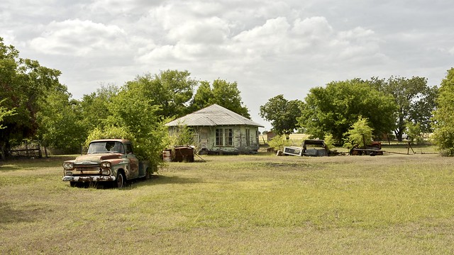 The Party's Over. Moshiem,Texas.