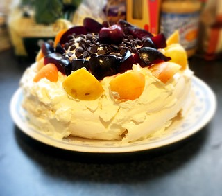 DB achieved her dream - making a pavlova from scratch. | by miaow
