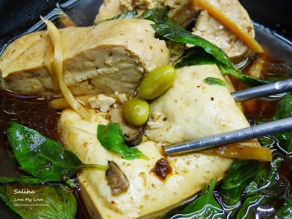 台北南機場夜市小吃美食餐廳推薦管麵素食臭豆腐 (1)