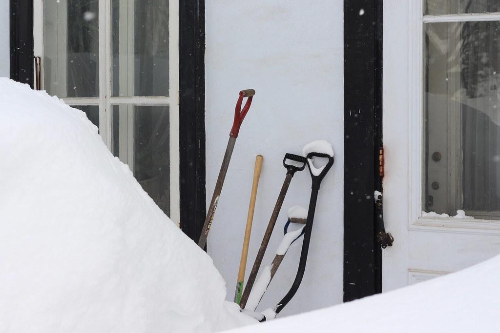 Ras-le-bol de l'hiver !!!!