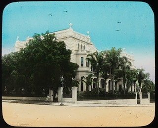 Queensland Club, George Street, Brisbane, Queensland, ca. 1910