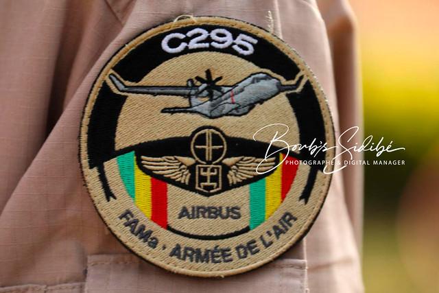 CrŽdit photo © Boub«s SiDiBƒ - ArmŽe de l«Air des Forces ArmŽes Maliennes (FAMa).