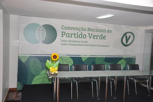 Convenção Nacional do Partido Verde 2019