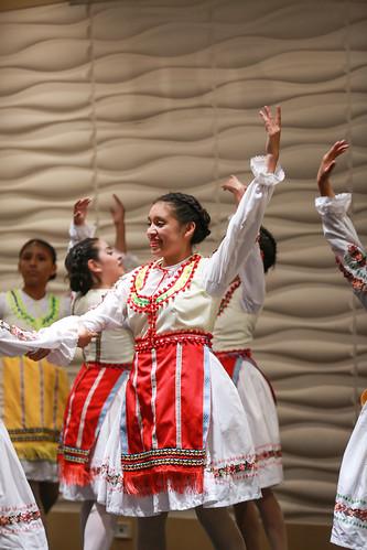 VII Presentación de Encuentros Culturales - Quito