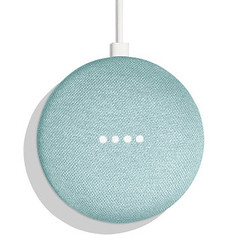 google home mini mint