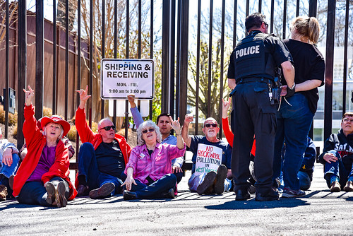Protest Against Rockwool at Danish Embassy | by cool revolution