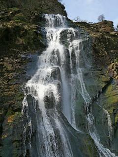 Powerscourt waterfall photoshop | by foxtail_1