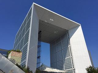 Grande Arche de la Défense   by diamond geezer