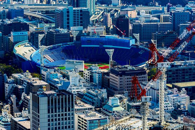 Yokohama Stadium : 横浜スタジアム