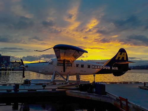 Victoria, B.C. sunset