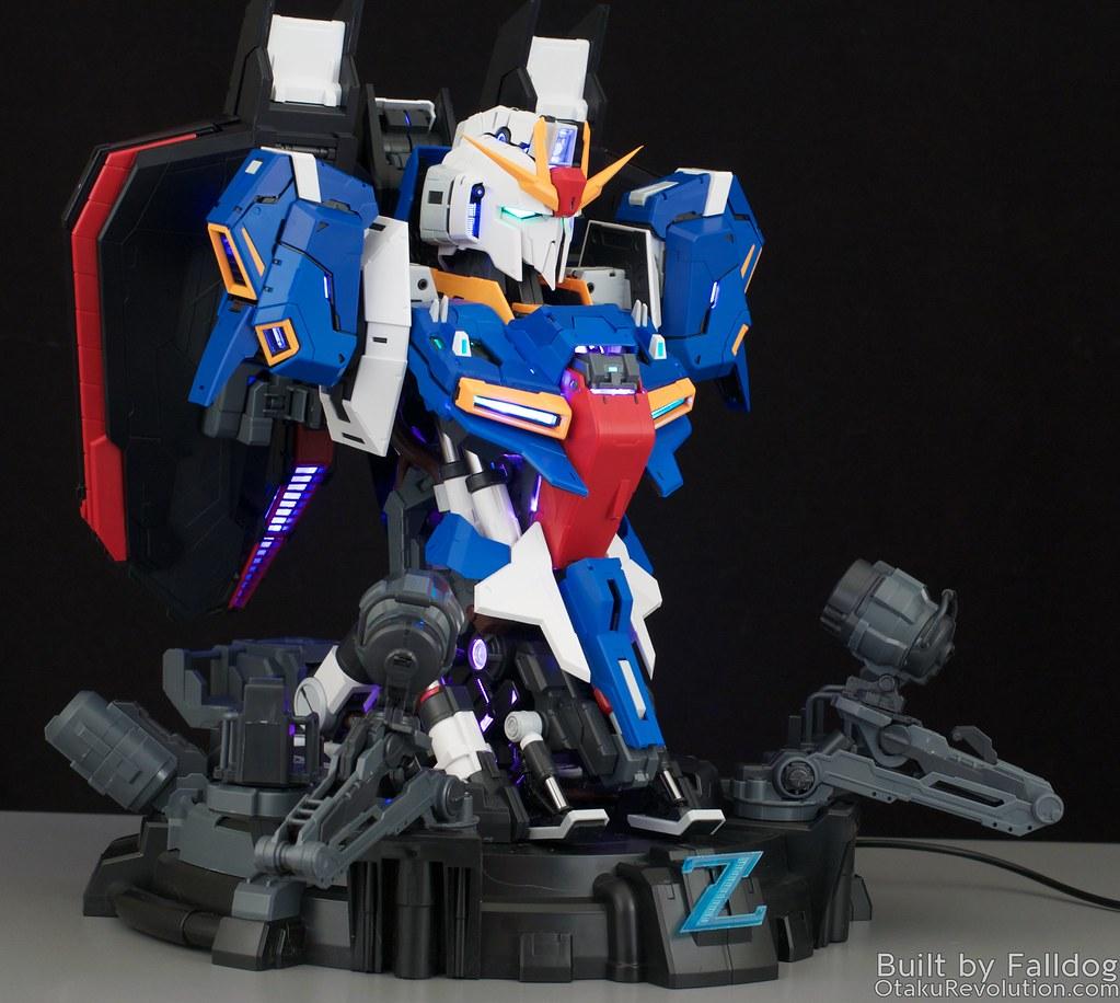 BSC Zeta Gundam Bust 14