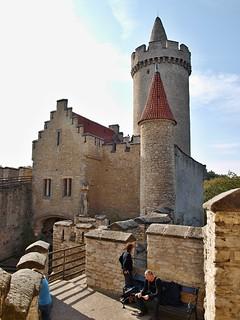 Kokorin castle, The Czech Republic