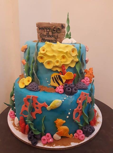 Cake by Badette Naniong Muyano
