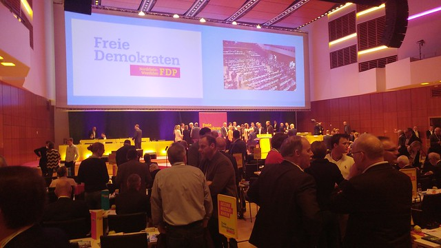 Landesparteitag 2019 in Duisburg