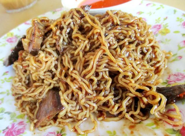Sri Pelita kampua mee daging