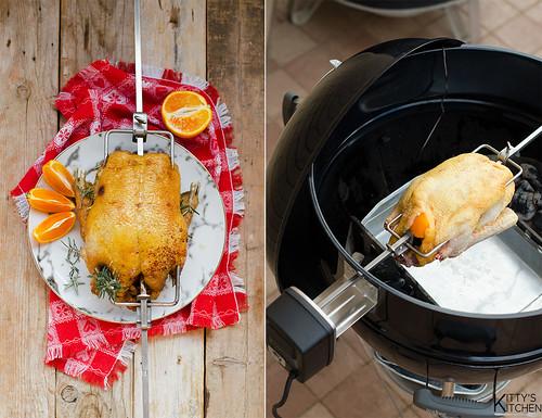 anatra all'arancia al girarrosto | by Elisakitty's Kitchen