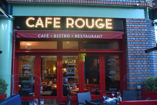 Cafe Rouge, Birmingham
