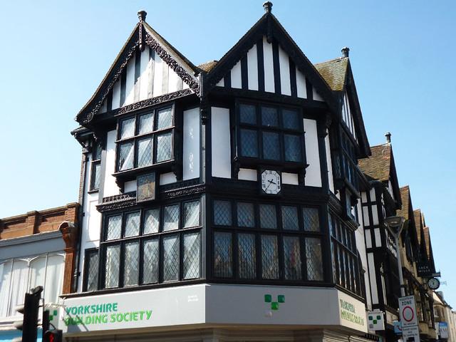 Ipswich Tudor Architecture