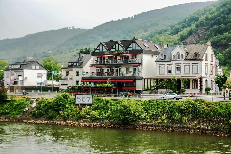 Hotel Rheinpracht(Kamp-Bornhofen)