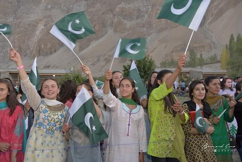 Pakistani patriotism and pride of Wakhi young ladies